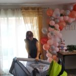 baby shower baby girl decoration activite jeu chrono organisation micie tribu beziers herault gard aude