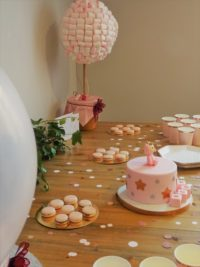 baby shower baby girl decoration