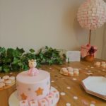baby shower cake design girl decoration